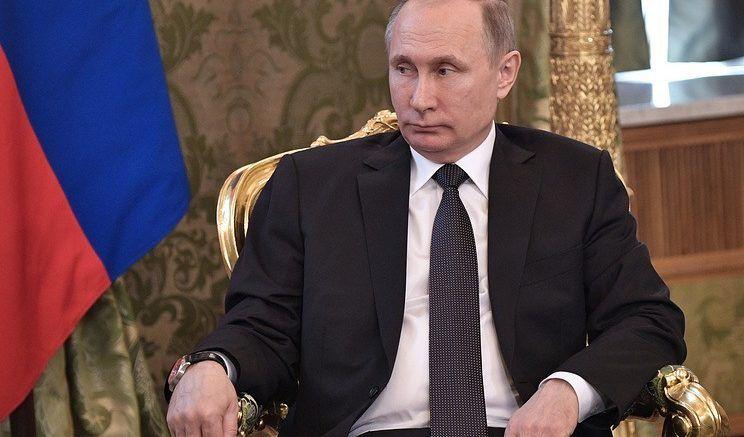 © Алексей Никольский/пресс-служба президента РФ/ТАСС