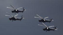 """Хищные птицы армии ТАСС рассказывает о секретах пилотажа """"Беркутов"""", их вертолетах и истории авиагруппы"""