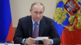 © Алексей Дружинин/пресс-служба президента РФ/ТАСС