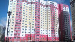 В Калининграде сдан в эксплуатацию последний из четырех недостроенных СУ-155 домов