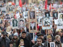 Бессмертный полк в Москве. © Валерий Шарифулин/ТАСС