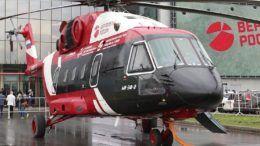 Многоцелевой вертолет Ми-38 © Марина Лысцева/ТАСС