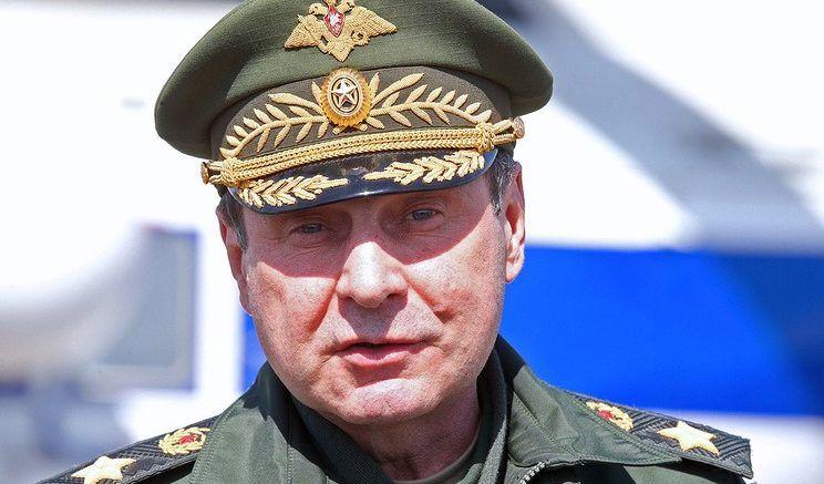 Генерал армии Дмитрий Булгаков © Иван Шаповалов/ТАСС