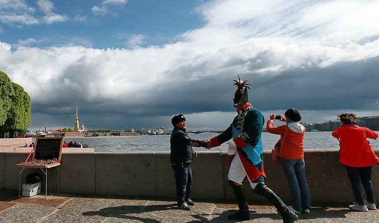 Санкт-Петербург © Владимир Смирнов/ТАСС
