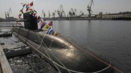 Подводная лодка проекта 677© Вадим Жернов/ТАСС