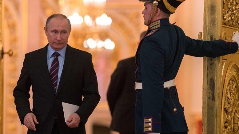 Путин и история