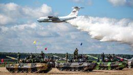 © Сергей Бобылев/пресс-служба Министерства обороны РФ/ТАСС