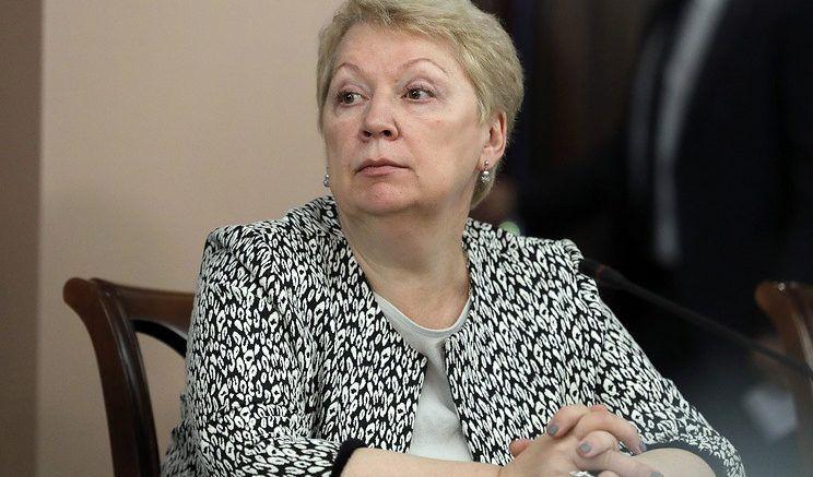 Министр образования и науки РФ Ольга Васильева © Михаил Метцель/ТАСС