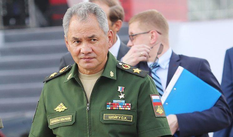 Министр обороны РФ Сергей Шойгу © Антон Новодережкин/ТАСС