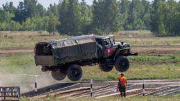 Ставицкий: армейские игры продвигают технику РФ на рынки других стран