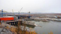Усть-Среднеканская ГЭС © Сайга20К