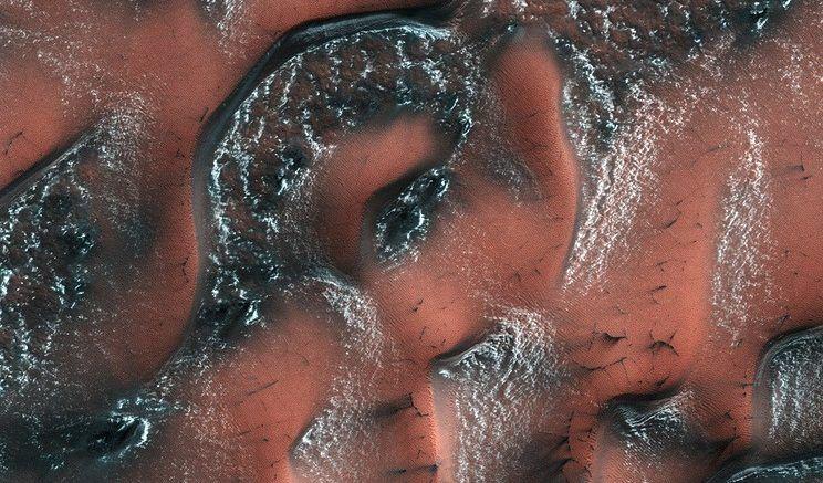 © NASA/JPL/University of Arizona