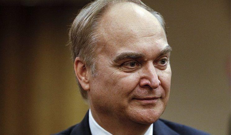 Посол России в США Анатолий Антонов © Александр Щербак/ТАСС