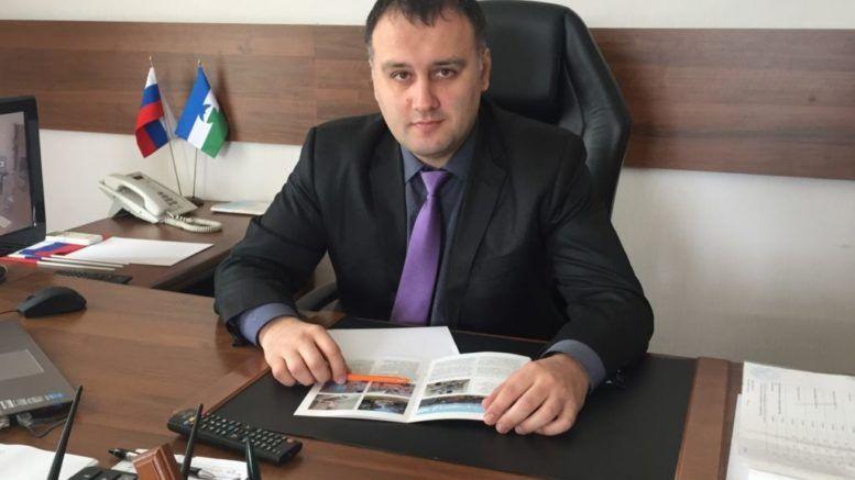 """Хасанби Афов – генеральный директор АО """"Курорт """"Нальчик"""""""