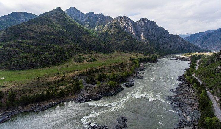Река Катунь © Кирилл Кухмарь/ТАСС
