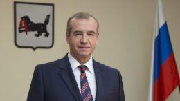 Сергей Левченко © Пресс-служба губернатора Иркутской области