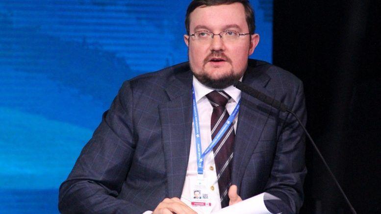 """Алексей Репик, президент """"Деловой России"""""""