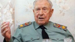 Последний Министр обороны СССР Маршалом Дмитрий Тимофеевич Язов