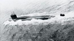 """Подлодка проекта 667А © ЦКБ """"Рубин"""""""