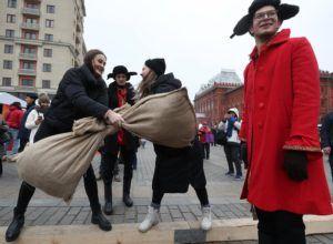 День народного единства в Москве © Валерий Шарифулин/ТАСС