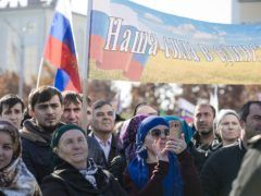 День народного единства в Грозном © Елена Афонина/ТАСС