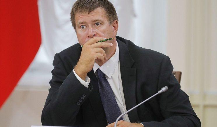 Министр юстиции РФ Александр Коновалов © Михаил Метцель/ТАСС