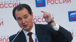 Замглавы Минтранса Валерий Окулов © Дмитрий Серебряков/ТАСС