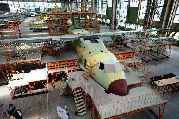 Первый полет нового самолета Ил-276 запланирован на 2023 год