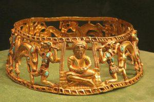Национальный музей Северной Осетии в новогодние каникулы впервые выставит аланское золото