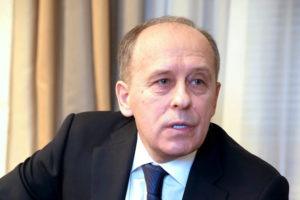Директор ФСБ России генерал армии Александр Васильевич Бортников