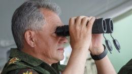 Министр обороны РФ Сергей Шойгу ©Вадим Савицкий/пресс-служба Минобороны РФ/ТАСС
