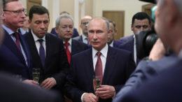 © Михаил Климентьев/пресс-служба президента РФ/ТАСС