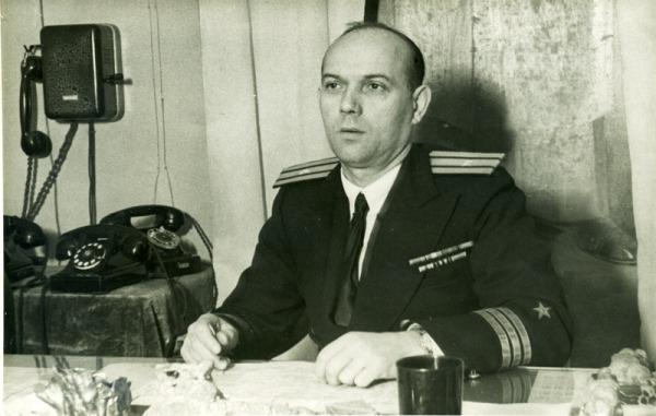 Георгий Герасимович Тисленко