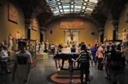 Путин пообещал севастопольцам музыкальные театры и выставочные площади для ведущих музеев