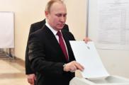 ЦИК официально объявил о победе Путина