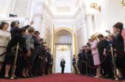 Как проходила инаугурация президента: фото и видео гостей церемонии