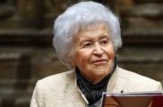 Ирина Антонова удостоена Госпремии РФ за достижения в области гуманитарной деятельности
