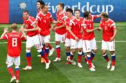 Герои матча Россия – Саудовская Аравия
