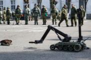 Робот-сапер «Кобра-1600» впервые поступил в Центральный военный округ