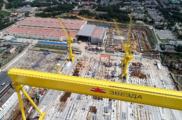 Как создают первую в России верфь крупнотоннажного судостроения «Звезда»