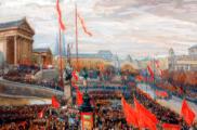 Путин поздравил австрийцев с наступающим 100-летием провозглашения Первой республики