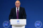 Президент России Владимир Путин выступил на пленарном заседании VI Всемирного конгресса соотечественников, проживающих за рубежом