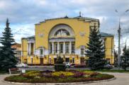 Пускепалис предложил включить посещение Волковского театра в маршрут «Золотого кольца»
