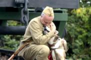 Верный друг: как отмечали День фронтовой собаки