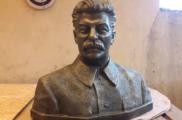 В Волгограде коммунисты начали установку памятника Сталину в честь его 140-летия