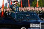Сталинский парад Победы прошел великолепно