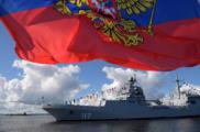 В Санкт-Петербурге завершился Главный военно-морской парад