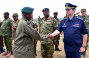 Российские военные базы появятся в 6 странах Африки