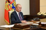 Президенту России Путину исполняется 68лет