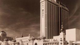 Отель Дональда Трампа «Тадж-Махал». 1992 год.